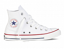 Converse All Star Chuck Taylor high белые