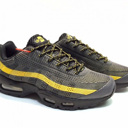 Nike Air Max 95 Rubber Yellow фото 2