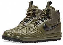 Nike Lunar Force 1 Duckboot Dark Green