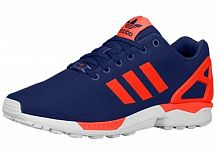 ADIDAS ZX FLUX BLUE/ORANGE/WHITE