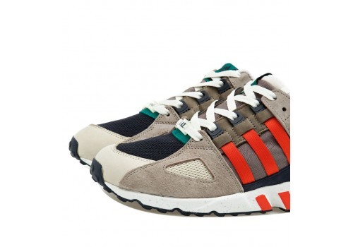 Adidas EQT GUIDANCE 93 Grey/Orange фото 5