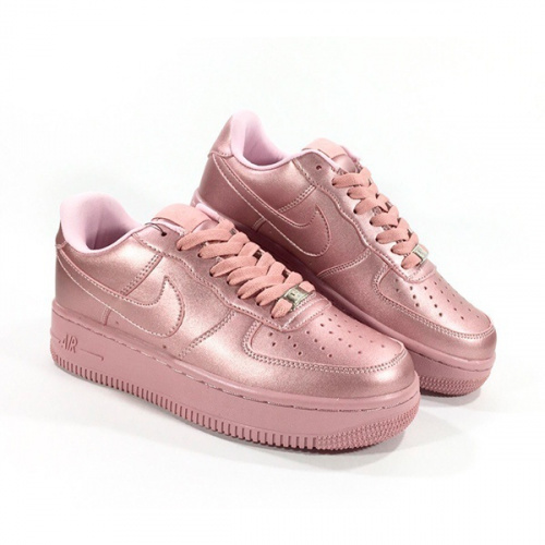 Nike Air Force Pink фото 3