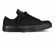 Converse All Star Chuck Taylor low черные