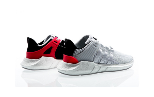 Adidas EQT Support 93/17 White/Core Black/Turbo фото 3