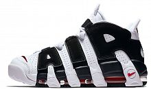 Nike Air More Uptempo Black/White