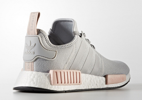 adidas NMD That Release Tomorrow Grey фото 2
