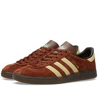 adidas Originals Munchen Bark, Sand