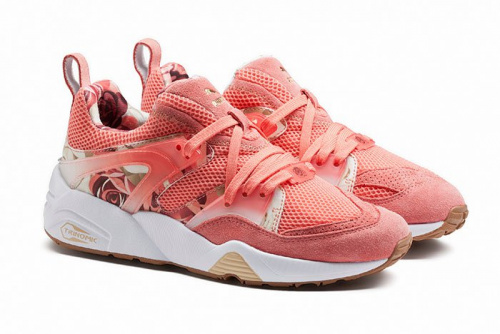 Puma Blaze of Red x CAREAUX GRAPHIC фото 2
