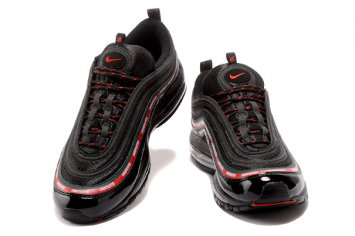 Nike Air Max 97 Undefeated Black фото 4