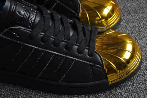 Adidas Superstar II Черные фото 4