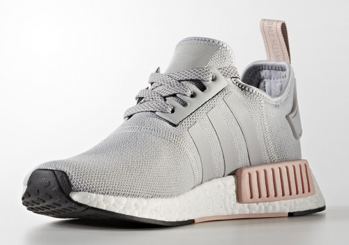adidas NMD That Release Tomorrow Grey фото 3