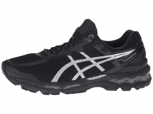 Asics Gel-Kayano 22 Black фото 2