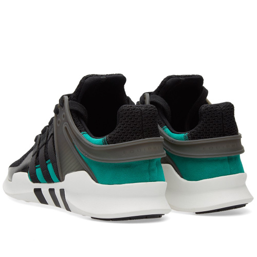 Adidas EQT Support ADV — Black / Sub Green фото 5