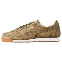 Puma Roma Brown Suede