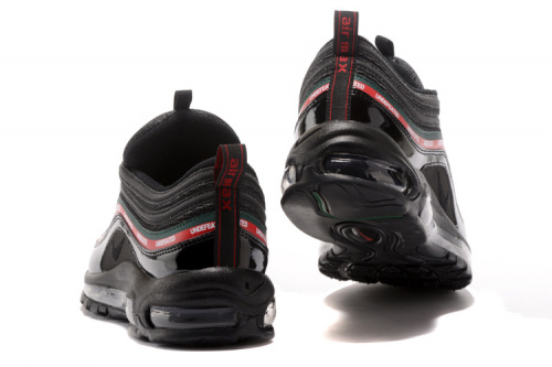 Nike Air Max 97 Undefeated Black фото 5