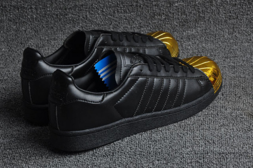 Adidas Superstar II Черные фото 3