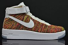 Nike Air Force 1 Mid Ultra Flyknit «Multicolor»