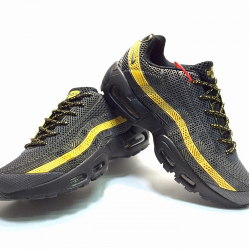 Nike Air Max 95 Rubber Yellow фото 5
