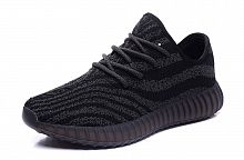 Adidas Yeezy Boost 350 Black Мужские 2016