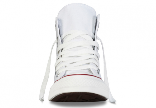 Converse All Star Chuck Taylor high белые фото 3