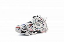 Reebok Insta Pump Graffiti
