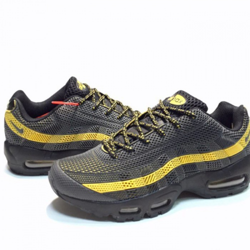 Nike Air Max 95 Rubber Yellow фото 3