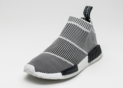 Adidas NMD HumanRace Полосатые фото 4