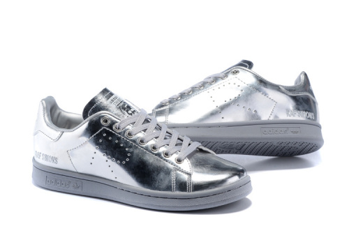 Adidas Originals Stan Smith Silver фото 2