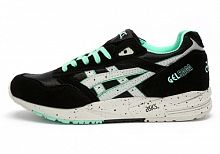 Asics Gel Saga Black Green