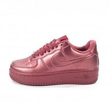 Nike Air Force Wine Red