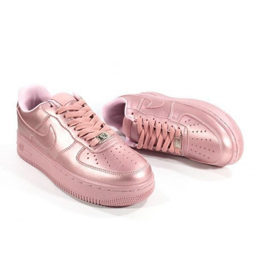 Nike Air Force Pink фото 4