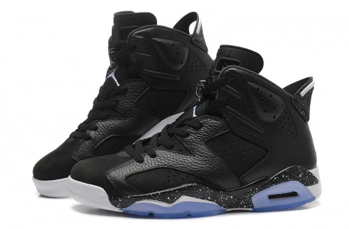 Air Jordan 6 Retro «Oreo» Blue/White