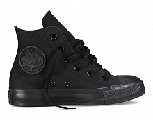 Converse All Star Chuck Taylor high черные