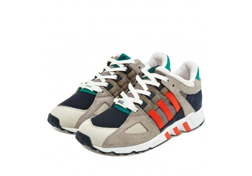 Adidas EQT GUIDANCE 93 Grey/Orange фото 2