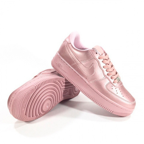 Nike Air Force Pink фото 2