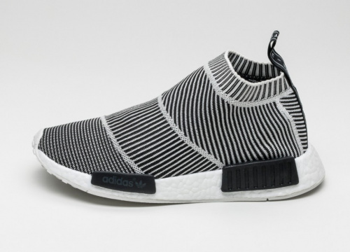 Adidas NMD HumanRace Полосатые фото 2