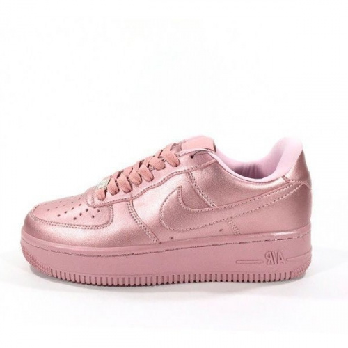 Nike Air Force Pink