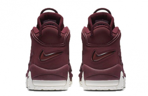 Nike Air Uptempo «Night Maroon» Purple/White фото 4