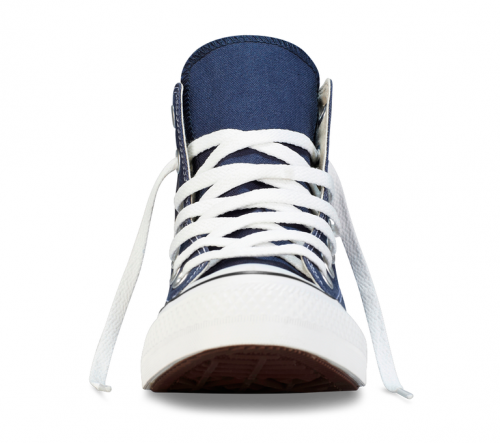 Converse All Star Chuck Taylor high синие фото 5