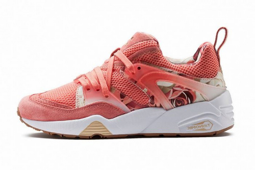 Puma Blaze of Red x CAREAUX GRAPHIC