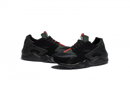 Nike Air Huarache Gucci Черные фото 3