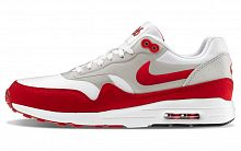 Nike Air Max 87 Flyknit White-red