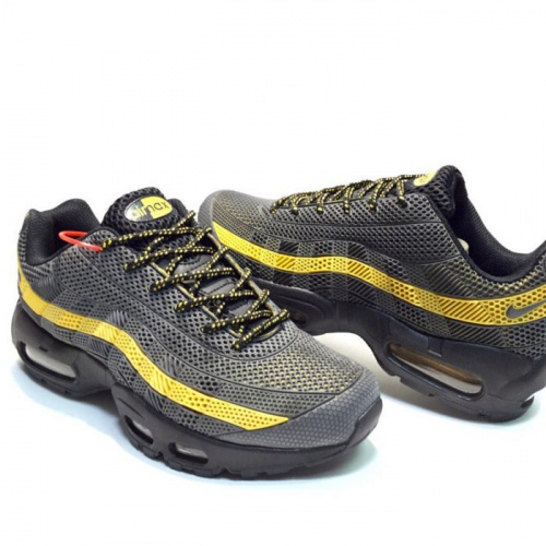 Nike Air Max 95 Rubber Yellow фото 4